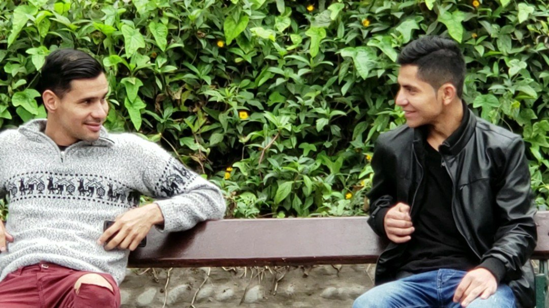 Chicos de Barrio - How to get fucked by straight latino neighbor?