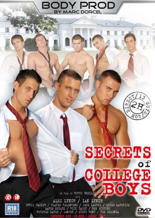 Secrets Of College Boys