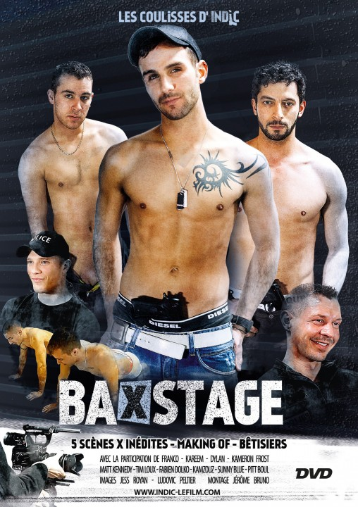 BaXstage, Sex Behind the Scenes of'The Snitch'