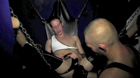 Remplissage de trou sur un sling