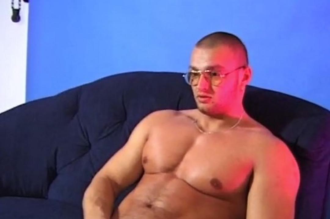 Abdel, muscled arab man