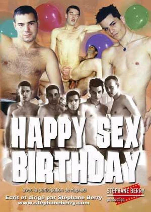 Happy sex birthday