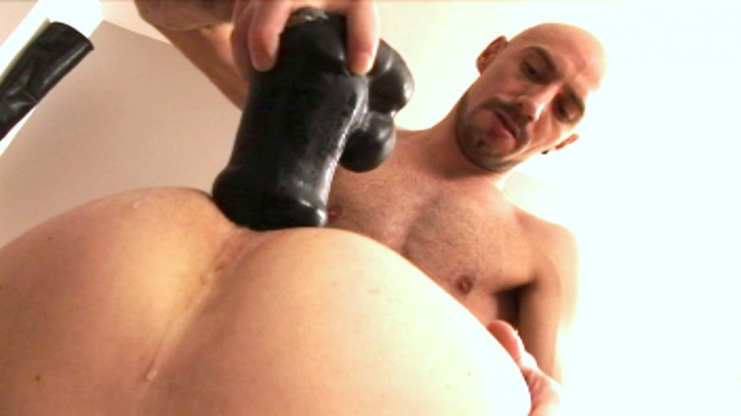Fat scally cock for twink