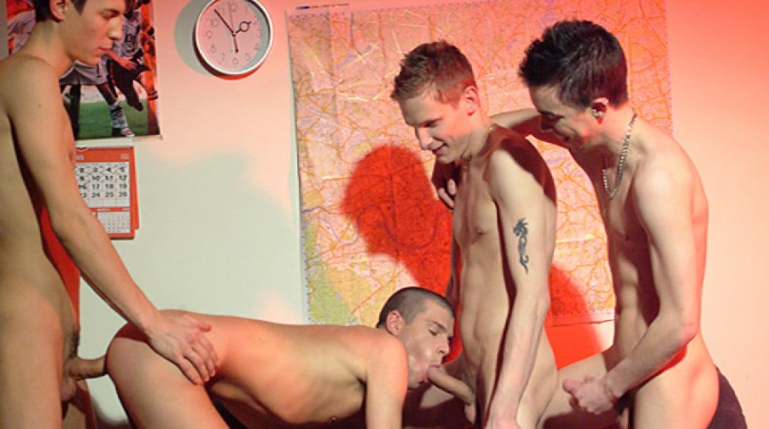 Orgy for gay boys