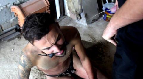 L20300 DARKCRUISING gay sex porn hardcore fuck videos bdsm hard fetish rough leather bondage rubber piss ff puppy slave master playroom 13