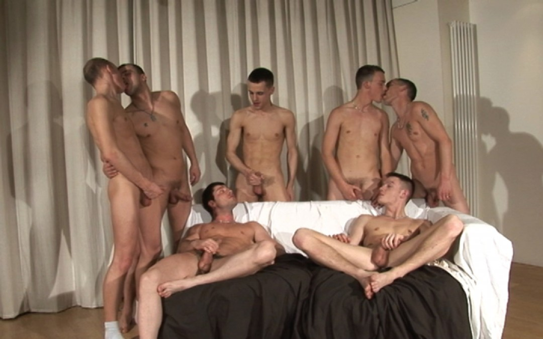 Scally orgy