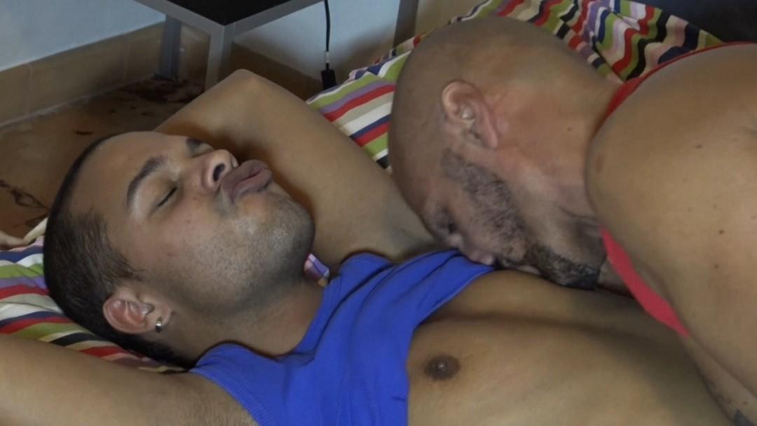 Jeune latino casté à MILAN par Nicola ANTONIO