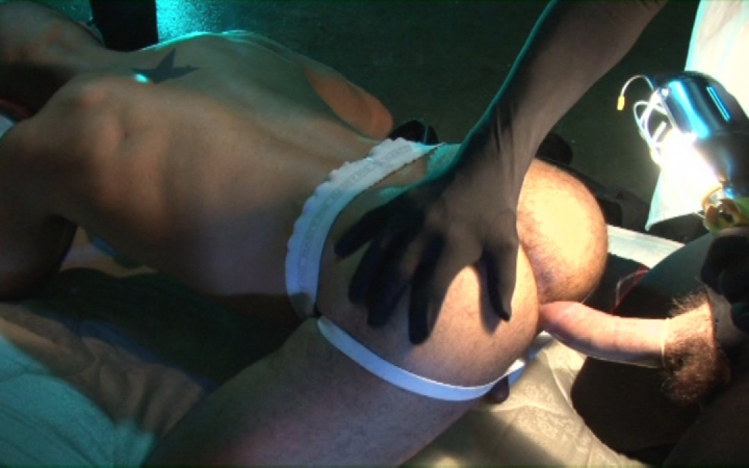 A slave for cock