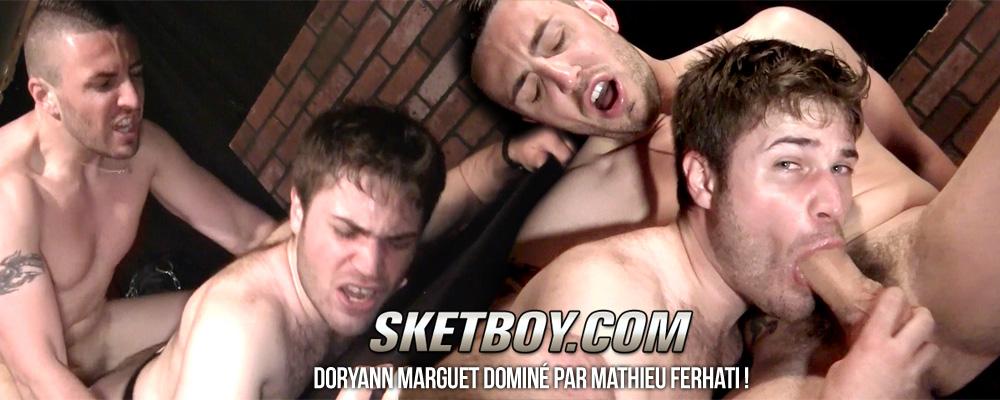 Doryann Marguet dominé par Mathieu Ferhati !
