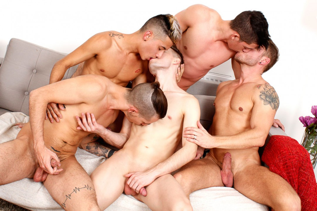 Daddy's Orgy - FULL FEATURE