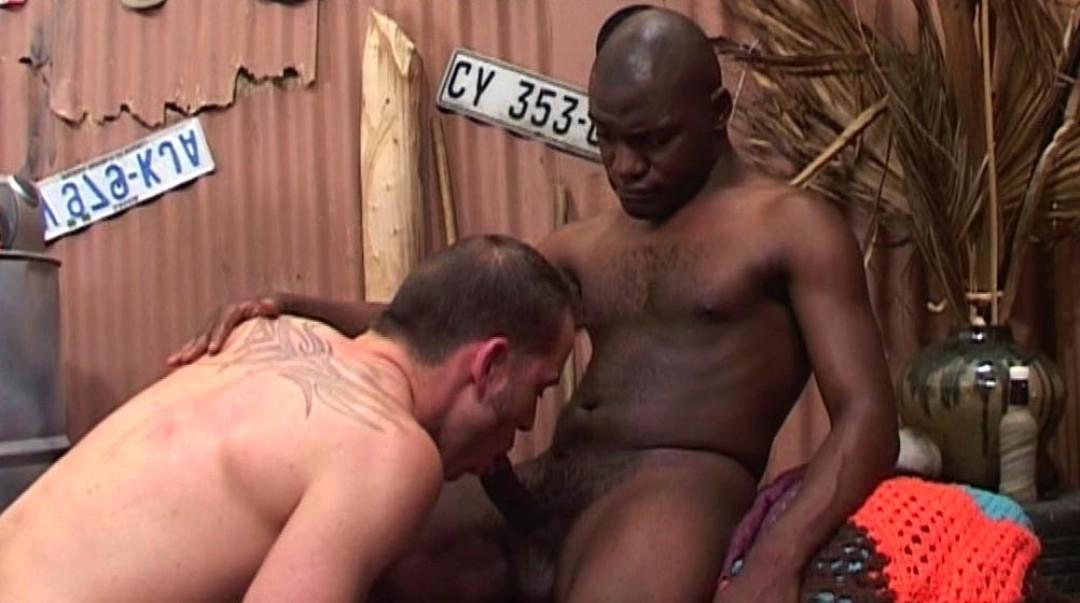 4 + 1 multi-racial fuck-feast