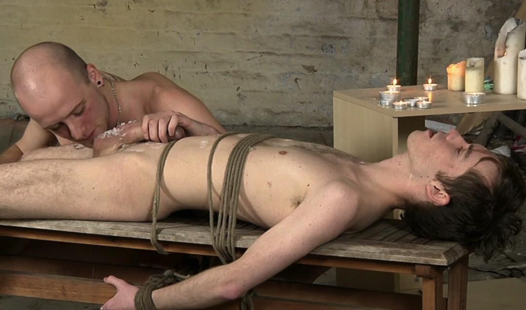 Steven Gets Drained By Kieron