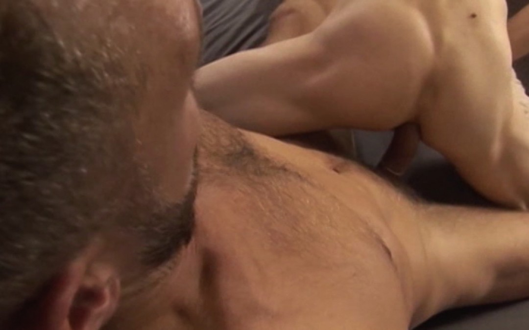 My first real man's cock