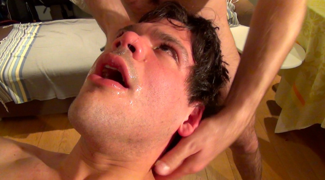 Massaged and fucked like a dog by Doryann.