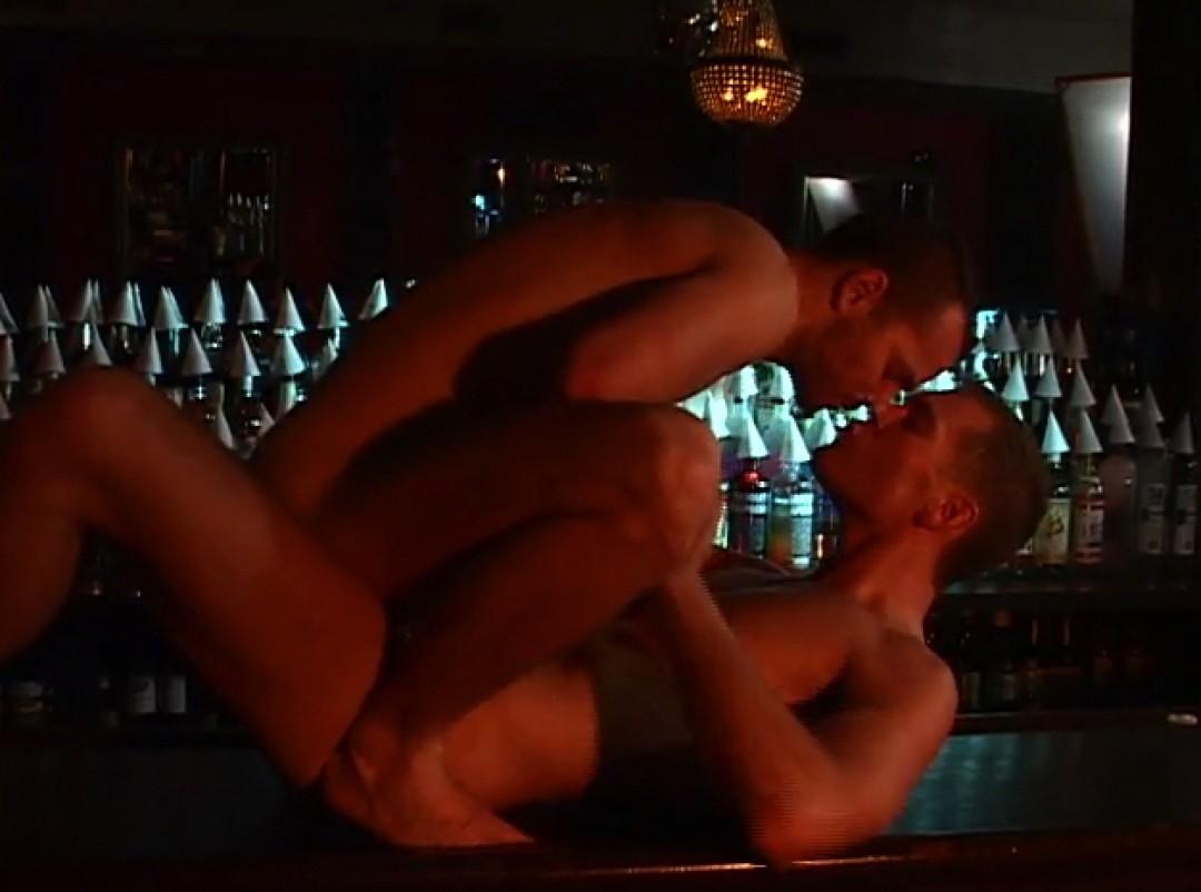 Je vide le barman après son service