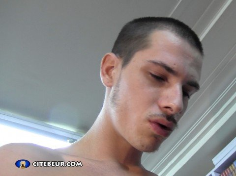 Nathan Hope, top young french gay porn actor