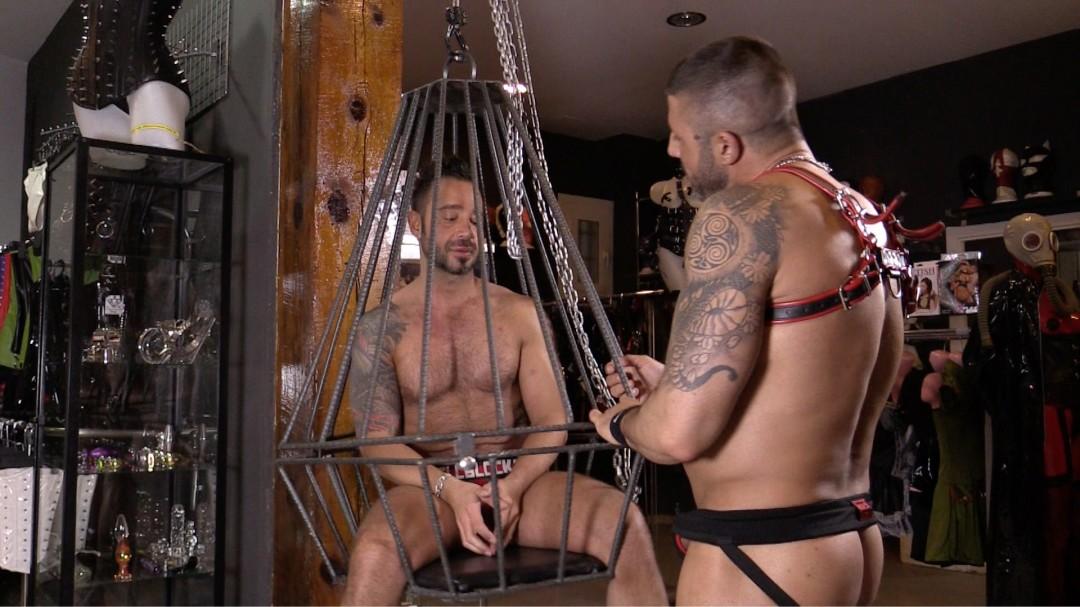 BDSM drill
