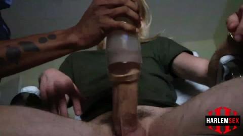 L18846 HARLEMSEX gay sex porn hardcore fuck videos black bbk deepthroat papi thug cum 001