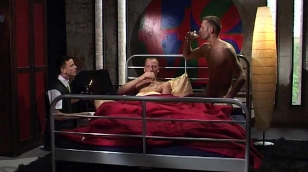 Room Service: more cock please!