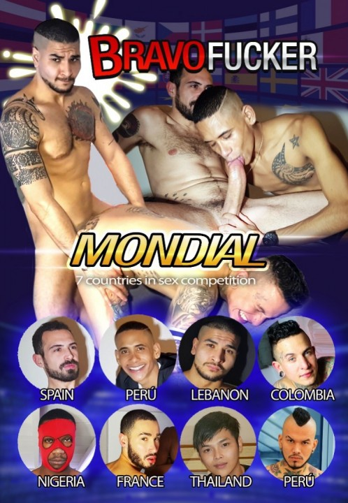 Mondial 1 - 7 countries in sex competition