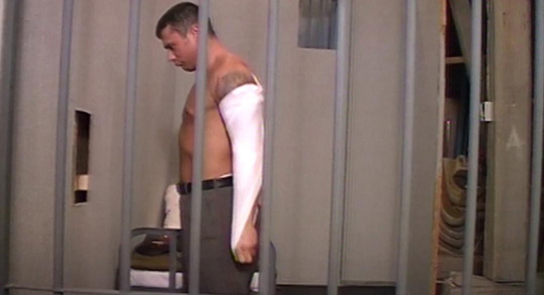 Cum in Jail