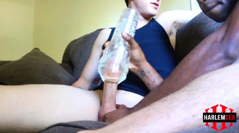 L18820 HARLEMSEX gay sex porn hardcore fuck videos bj blowjob deepthroat mouthfuck suck slut xxl cocks cum shot spunk 03