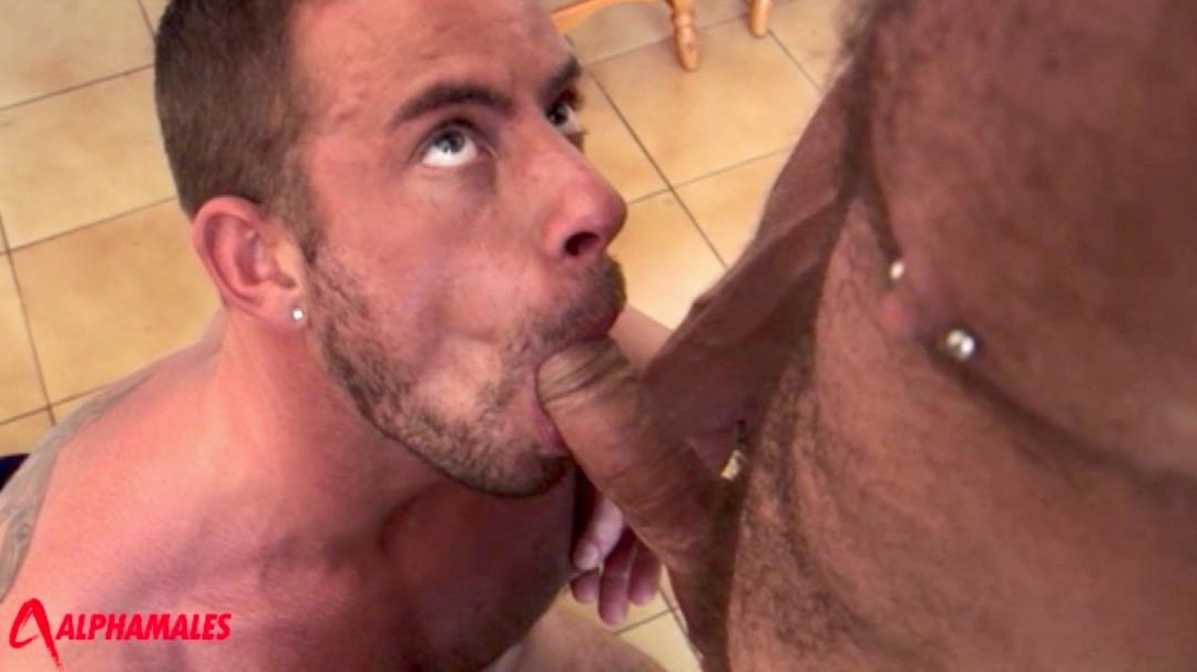 Trojan Rock & Jake Ryder : animal and raw gay fuck