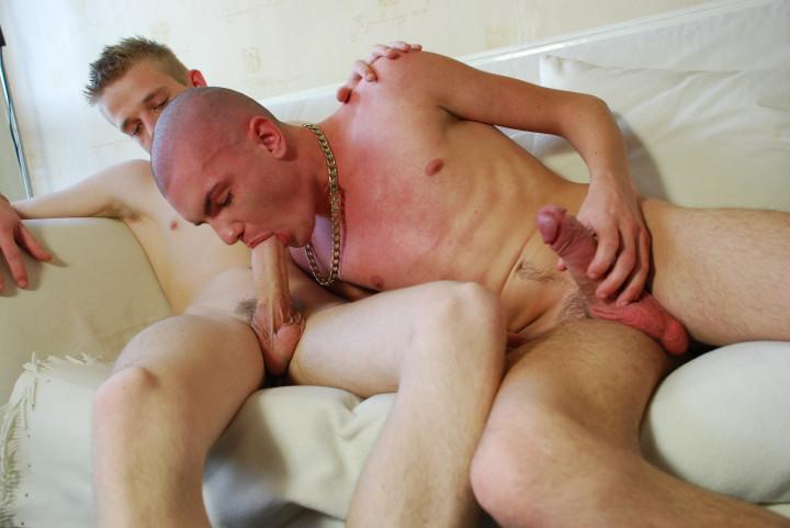 Scally boy's ass take cock