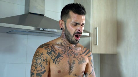 L20419 MISTERMALE gay sex porn hardcore fuck videos butch hairy hunks macho men muscle rough horny studs cum sweat 24