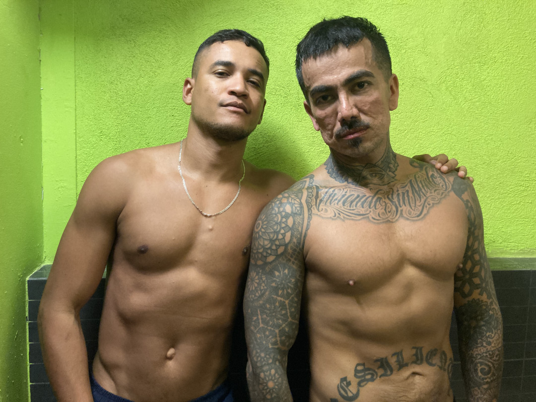 22 year old Latino boy fucked by Pepe YAKUNA