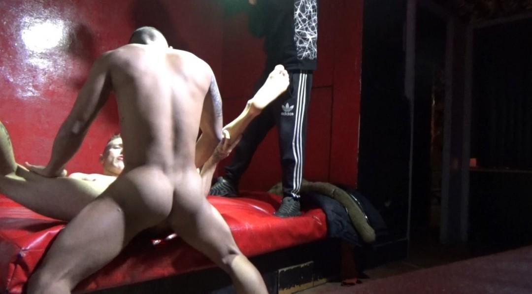 Webcam backstage, ROmanTIK baise le sexy Randi JUNIOR