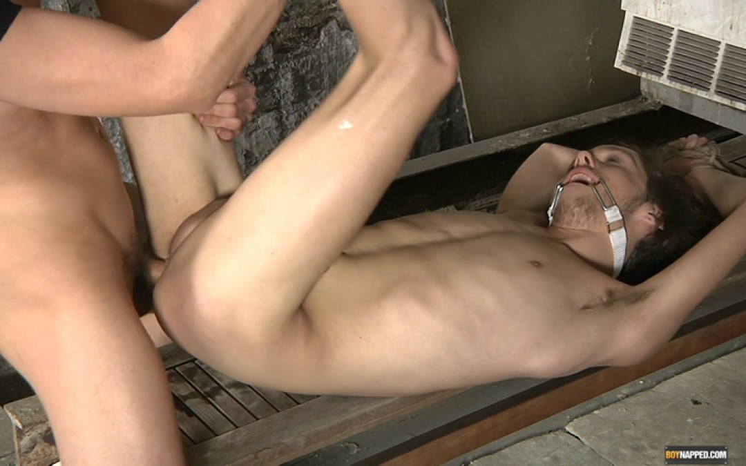 Alexander Becomes A Bottom Slave