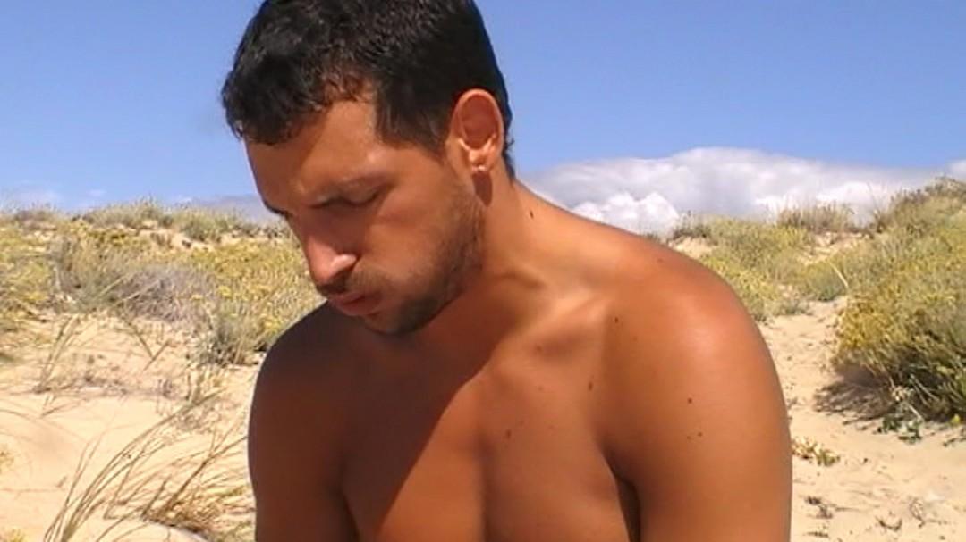 ORGIA  on the beach