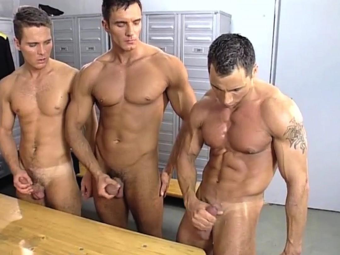 Prison guards unload