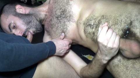 Tim CROC dose et tasse le cul de Dorian GAY