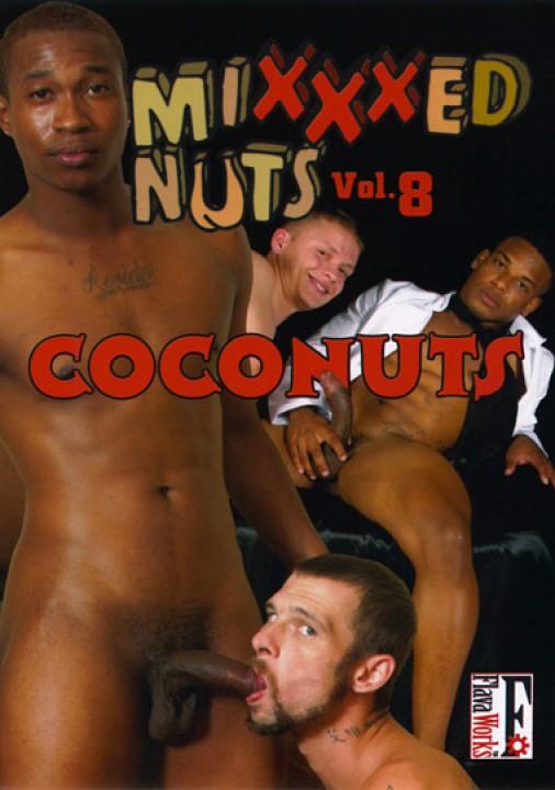 MIXXXED NUTS 8 - COCONUTS