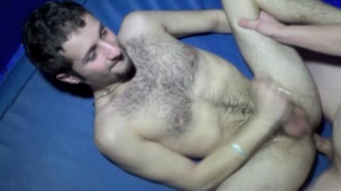 Le 1er porno de Bryan HUSTON et Stef MIE de LYON