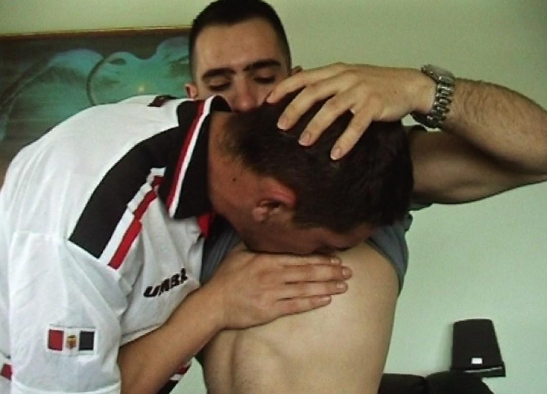 Lascars bisexuels en manque : la méga baise