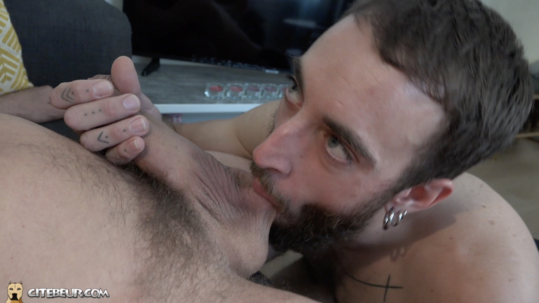 Monster dick for the best french cocksucker