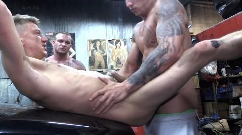 L17525 TRIGA gay sex porn hardcore fuck videos brit chav scally uk lads cum wank 20