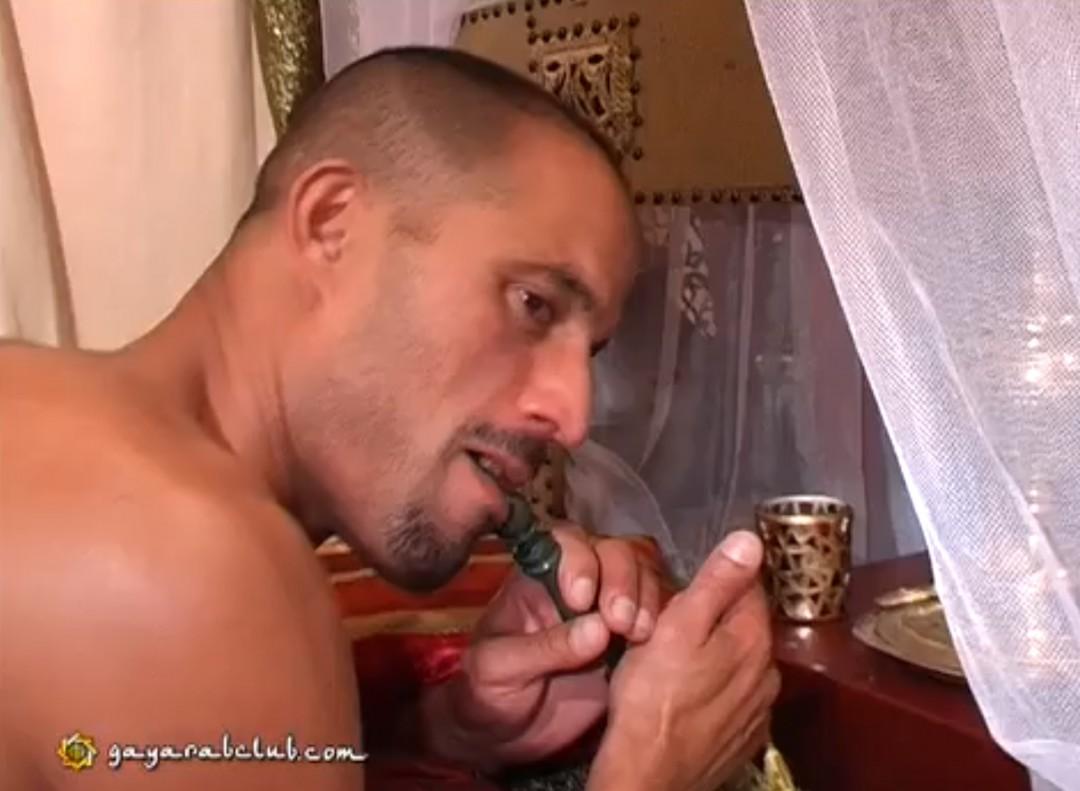 Bottom gay arab for handsome Kabyle master