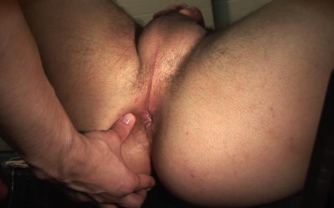 Hot pierced-cock boy