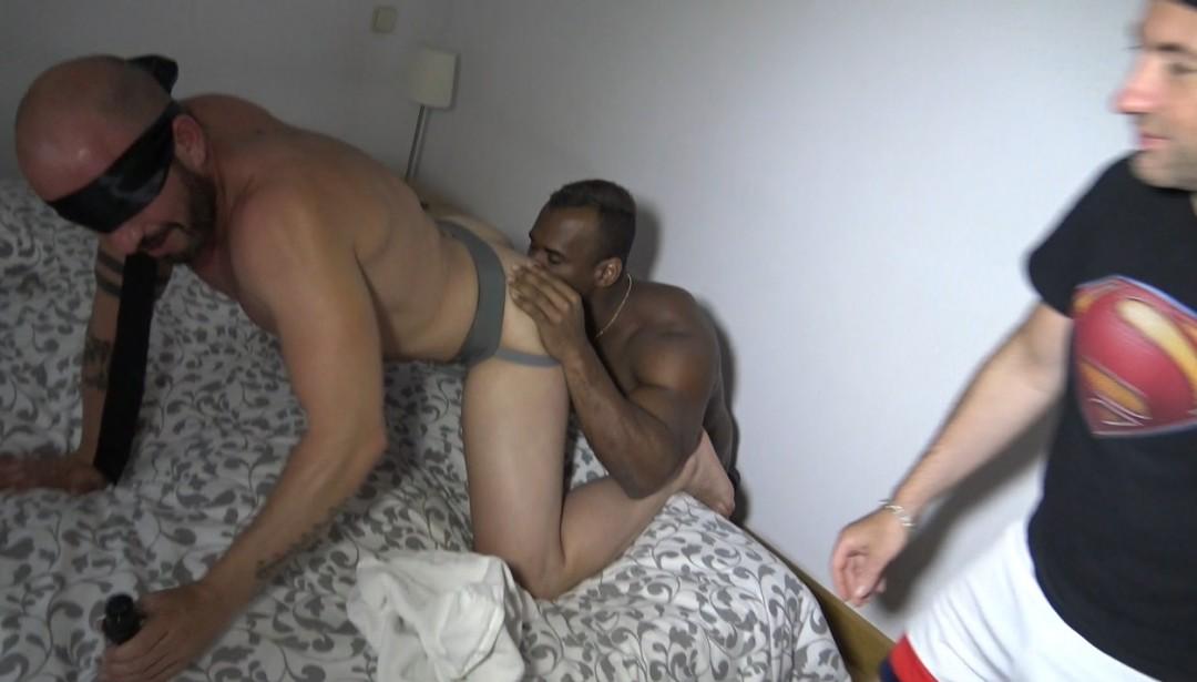 MLax DURAN fucked bareabck b Ridder RIVIERZ