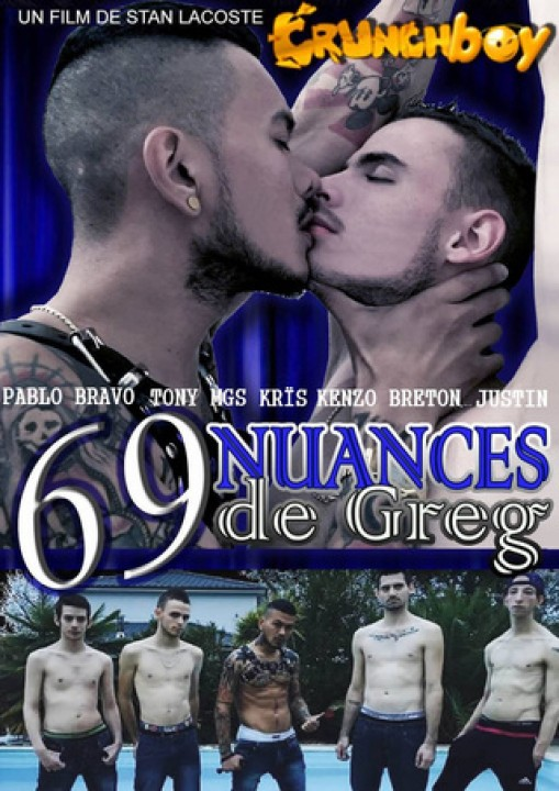 69 NUANCES DE GREG film complé signé STAN LACOSTE