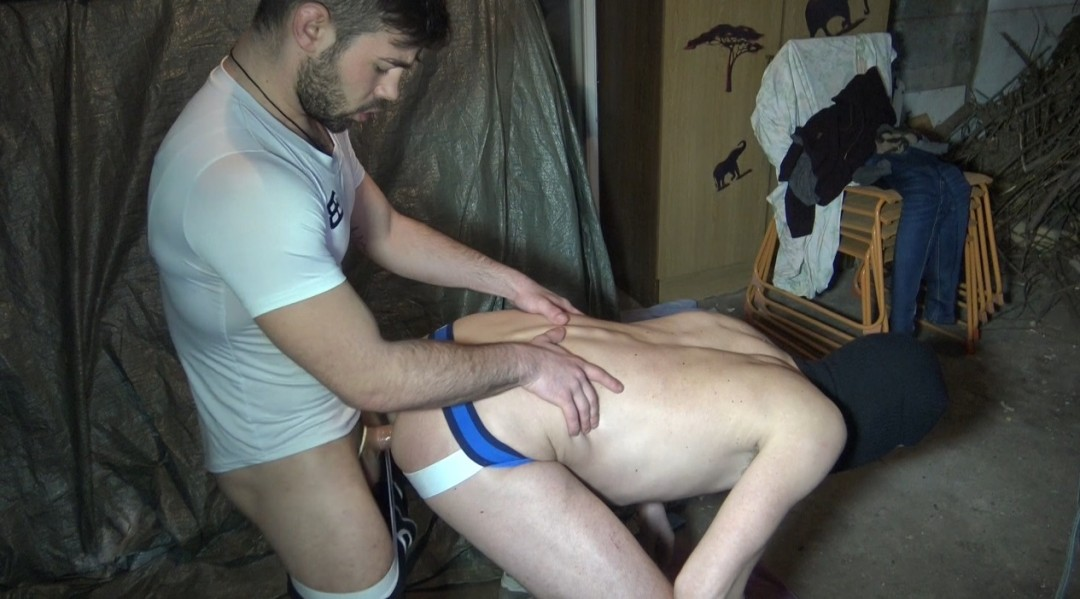 Anonymous guy fucked by Ricky BLUE