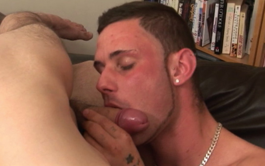 Scally boys get hard for each other