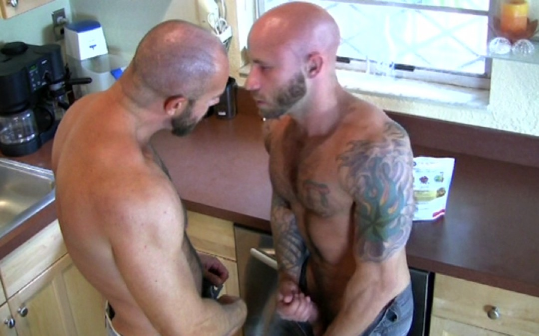 Muscles in the kitchen
