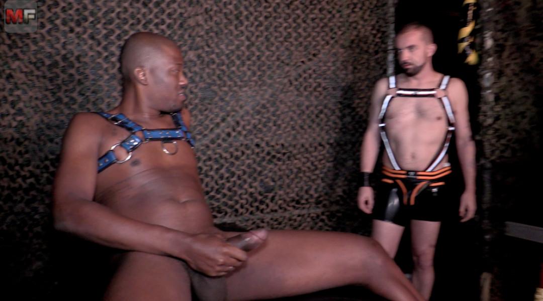 SLUT DADDY & THE BLACK MANDINGO
