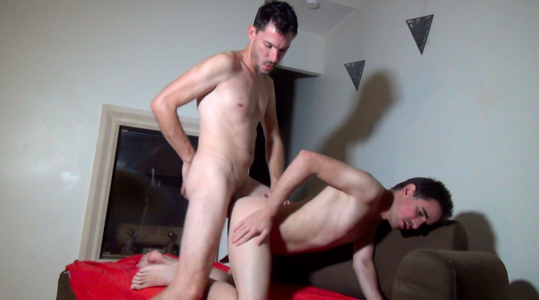 The Master and his human gay sex-toy