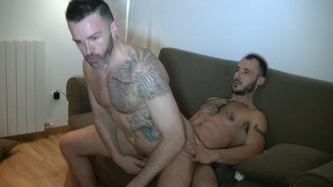 ELY SHAIM fuck tatto guy bareback
